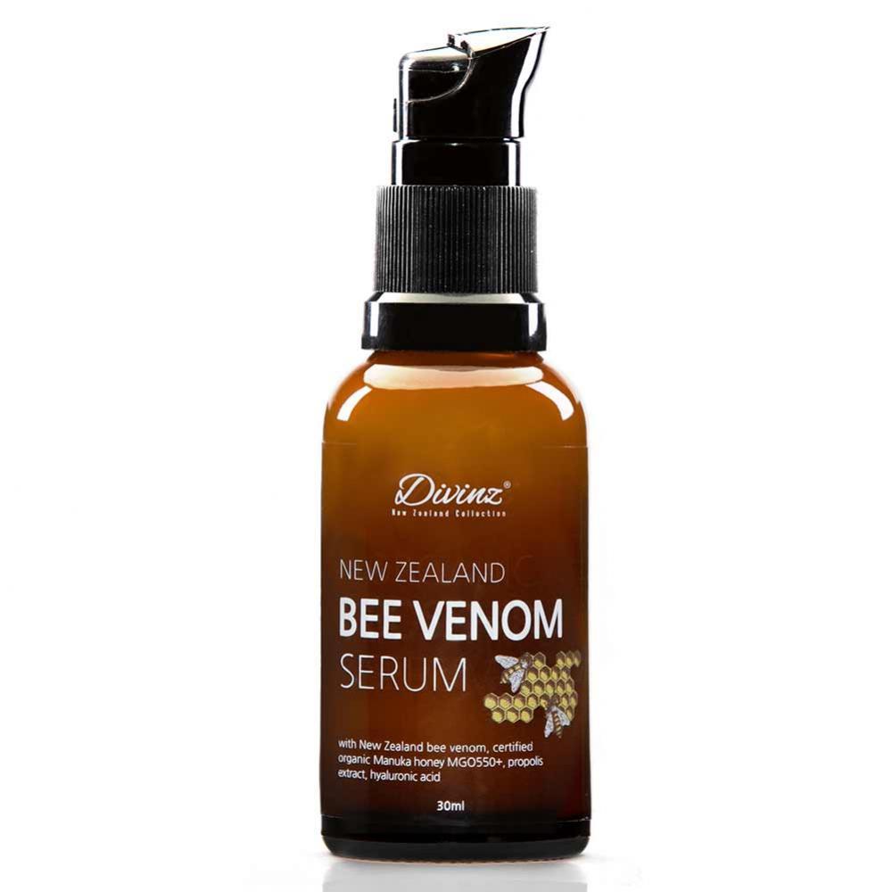 DIVINZ 新西兰蜂毒蜂蜜面部精华素30ML