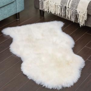 Auskin 长羊毛皮 地毯 95cm*60cm