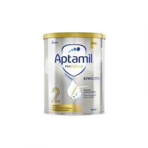 Aptamil 爱他美铂金装奶粉 白金版2段 整箱6罐 (900g/罐)