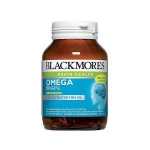 Blackmores 健脑鱼油胶囊 60粒