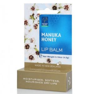 Manuka Health 蜜纽康 麦卢卡蜂蜜唇膏 4.5克