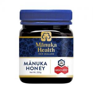 MANUKA HEALTH 400+ 蜜纽康 麦卢卡蜂蜜 MGO400+ 250G
