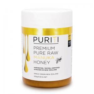 PURITI 纯天然野生麦卢卡蜂蜜  Manuka Honey UMF5+/MGO100+ 250g