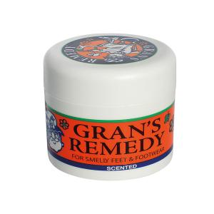 Gran's Remedy 老奶奶臭脚粉 鞋子除臭剂 柑橘清香型 50g