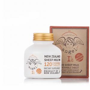 La Nature 新西兰绵羊奶片(蜂蜜口味)120粒