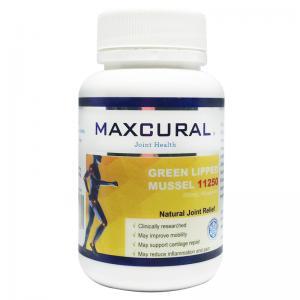Maxcural 迈可乐 关节修复青口素胶囊 60粒