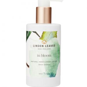 Linden Leaves 菩提叶绿&马鞭草 身体乳 300ml