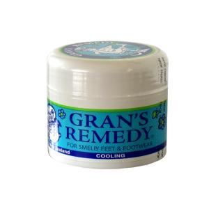 Gran's Remedy 老奶奶臭脚粉 鞋子除臭剂 薄荷清爽型 50g